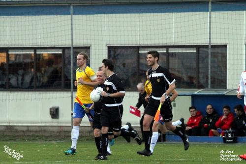 02-12-2018 - KSV Schriek - K. Sint Job FC 002