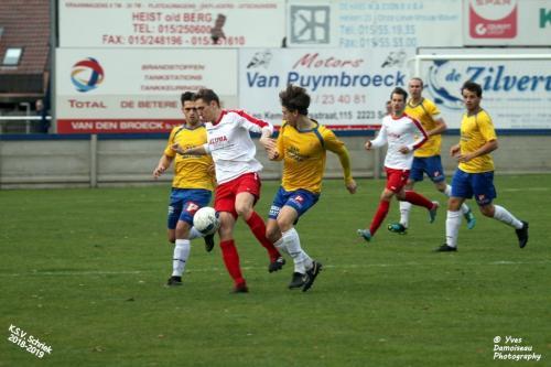 02-12-2018 - KSV Schriek - K. Sint Job FC 007