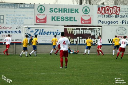 02-12-2018 - KSV Schriek - K. Sint Job FC 010