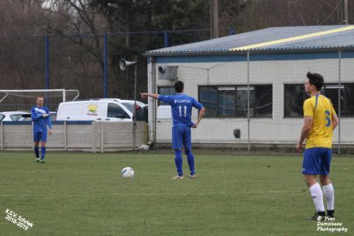 03-02-2019 - KSV Schriek - FC Mariekerke
