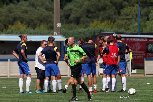 04-08-2018 Croky Cup KSV Schriek - ROC Charleroi