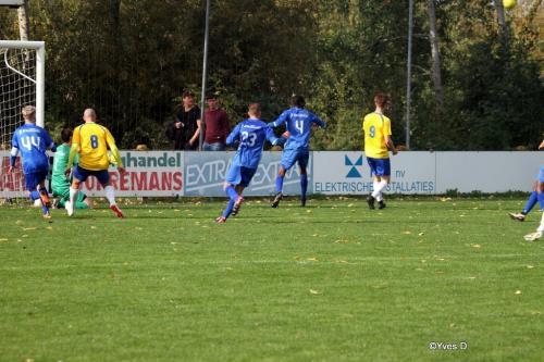 07-10-2018 - FC Mariekerke - KSV Schriek