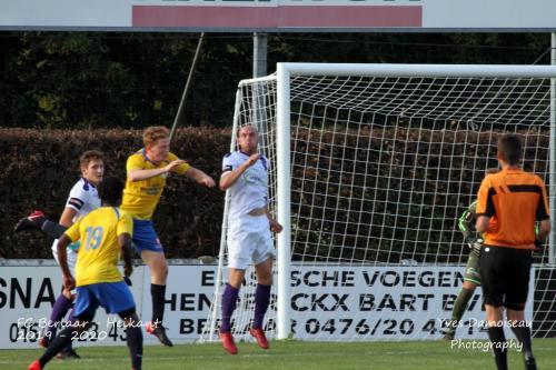 10-08-2019 - FC Berlaar Heikant - KSV Schriek