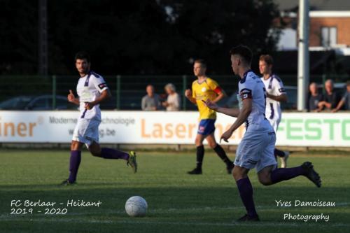 10-08-2019 - FC Berlaar Heikant - KSV Schriek 077