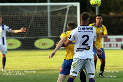 10-08-2019 - FC Berlaar Heikant - KSV Schriek 080