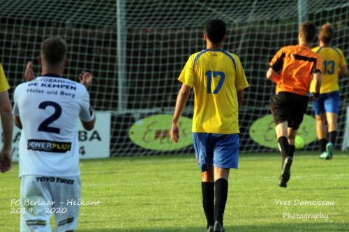 10-08-2019 - FC Berlaar Heikant - KSV Schriek 081