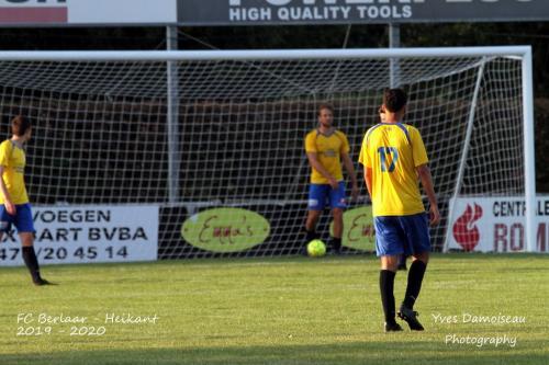 10-08-2019 - FC Berlaar Heikant - KSV Schriek 082