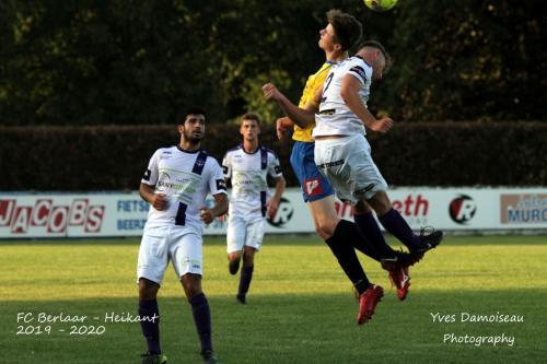 10-08-2019 - FC Berlaar Heikant - KSV Schriek 085