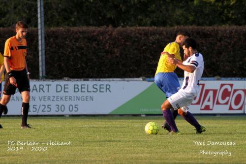 10-08-2019 - FC Berlaar Heikant - KSV Schriek 087