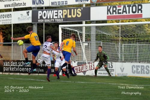 10-08-2019 - FC Berlaar Heikant - KSV Schriek 089