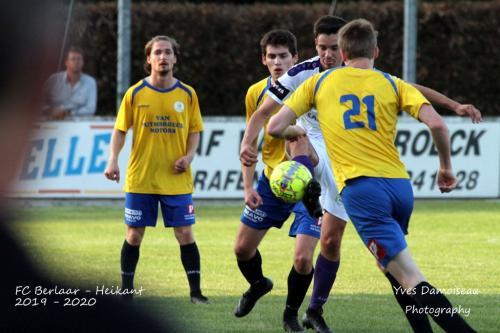 10-08-2019 - FC Berlaar Heikant - KSV Schriek 090