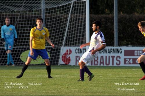 10-08-2019 - FC Berlaar Heikant - KSV Schriek 091