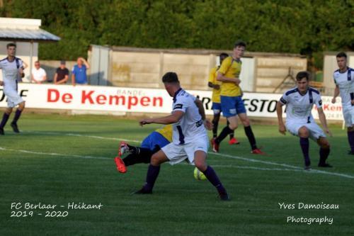 10-08-2019 - FC Berlaar Heikant - KSV Schriek 092