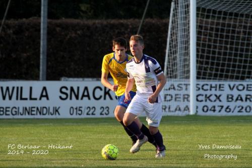 10-08-2019 - FC Berlaar Heikant - KSV Schriek 094