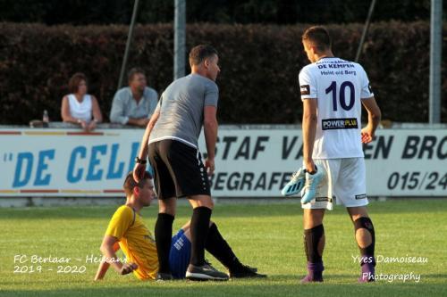 10-08-2019 - FC Berlaar Heikant - KSV Schriek 097