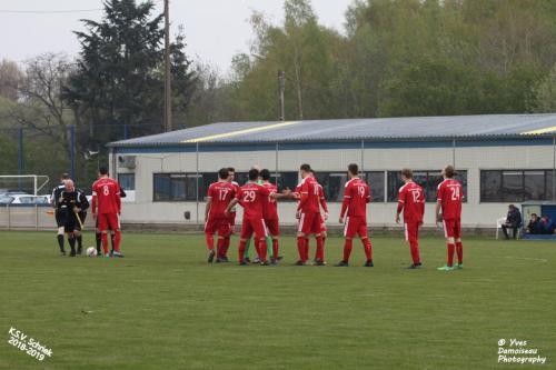 14-04-2019 - KSV Schriek -  KFC Kontich 010