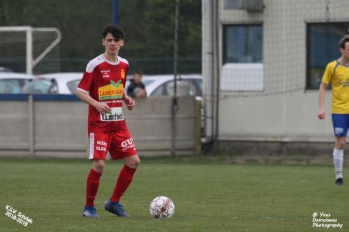 14-04-2019 - KSV Schriek -  KFC Kontich 013
