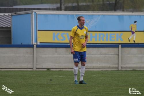 14-04-2019 - KSV Schriek -  KFC Kontich 014
