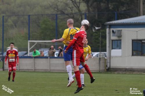 14-04-2019 - KSV Schriek -  KFC Kontich 016