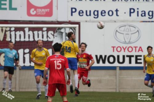 14-04-2019 - KSV Schriek -  KFC Kontich 020