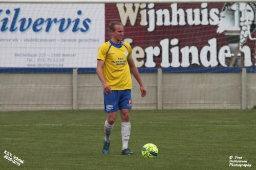 14-04-2019 - KSV Schriek -  KFC Kontich 030
