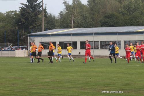 16-09-2018 - KSV Schriek - VC HERENTALS