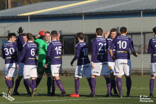20-01-2019 - KSV Schriek - FC Berlaar - Heikant  002