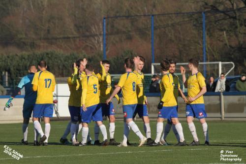 20-01-2019 - KSV Schriek - FC Berlaar - Heikant  003