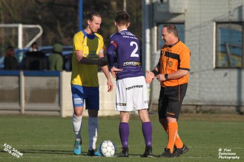 20-01-2019 - KSV Schriek - FC Berlaar - Heikant  006
