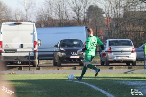 20-01-2019 - KSV Schriek - FC Berlaar - Heikant  010