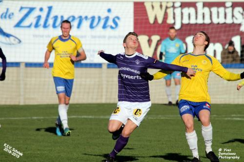 20-01-2019 - KSV Schriek - FC Berlaar - Heikant  014