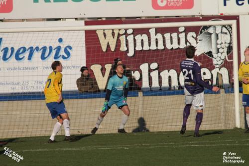 20-01-2019 - KSV Schriek - FC Berlaar - Heikant  041