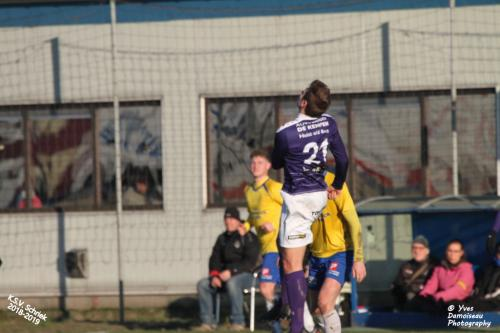 20-01-2019 - KSV Schriek - FC Berlaar - Heikant  043
