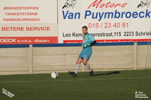 20-01-2019 - KSV Schriek - FC Berlaar - Heikant  045