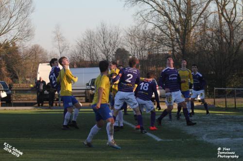 20-01-2019 - KSV Schriek - FC Berlaar - Heikant  048
