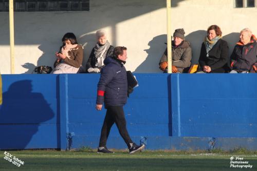 20-01-2019 - KSV Schriek - FC Berlaar - Heikant  053