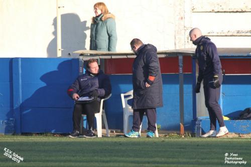 20-01-2019 - KSV Schriek - FC Berlaar - Heikant  055