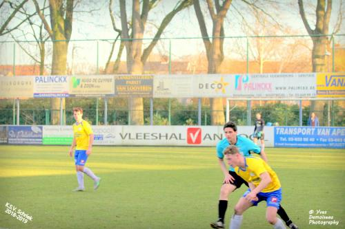 24-02-2019 - K. Wuustwezel - KSV Schriek  100